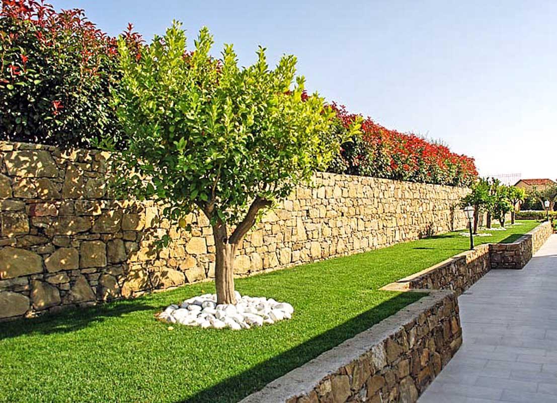 Awesome Terrazzamenti Giardino Images - Idee Arredamento Casa ...